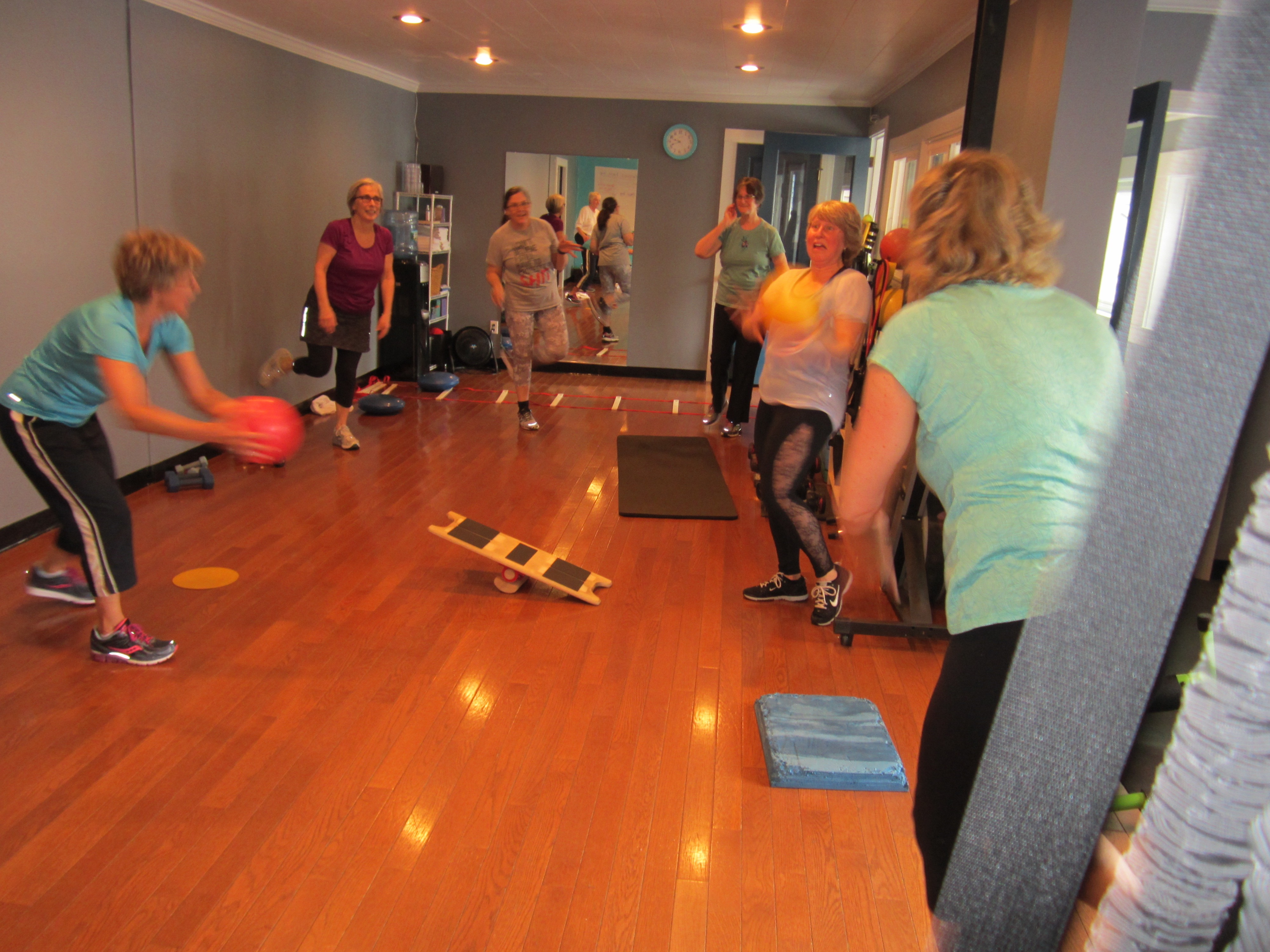 Strength – Cardio Circuit @ Fitness Success Studio | Yarmouth | Maine | United States